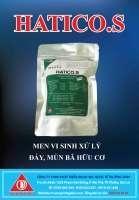 Thuốc thủy sản, thuoc thuy san, MEN VI SINH - HATICO.S