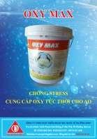 Thuốc thủy sản, thuoc thuy san, OXY MAX - CUNG CẤP OXY TỨC THỜI CHO AO, CHỐNG STRESS