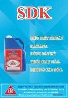 Thuốc thủy sản, thuoc thuy san, SDK - Siêu diệt khuẩn