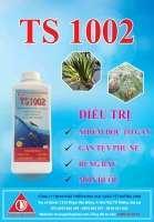 Thuốc thủy sản, thuoc thuy san, TS 1002 - Điều trị các bệnh về gan, rụng râu, mòn đuôi