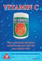 Thuốc thủy sản, thuoc thuy san, VITAMIN C - Tăng sức đề kháng chống stress cho tôm