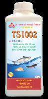Thuốc thủy sản, thuoc thuy san, TS 1002 - ĐIỀU TRỊ NHIỄM ĐỘC TỐ GAN, GAN THẬN PHÙ NỀ, HOẠI TỬ GAN